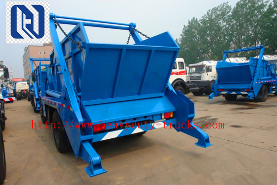 Chine Le camion Euro2 336hp 10 de compacteur de déchets de collection de camion à ordures de bras de SINOTRUK 30T Hork fatigue fournisseur