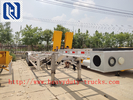 Fence cargo trailer Light Self - Weight Cargo Semi Trailer Truck Used In Logistic Industry